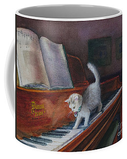 Nocturnal Notes Coffee Mug