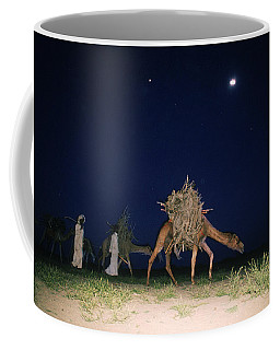 Nomads And Camels Coffee Mug
