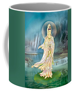 Non-dual Kuan Yin Coffee Mug