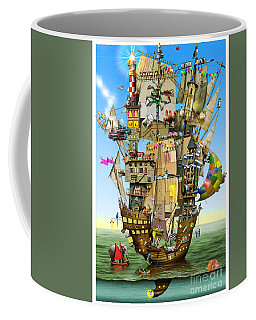 Norah's Ark Coffee Mug