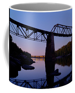 Norfolk-southern Crossing-1 Coffee Mug