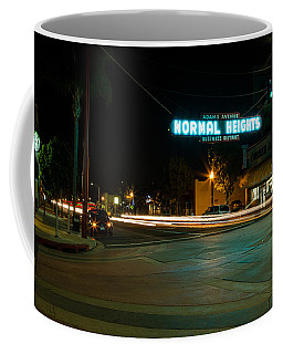 Normal Heights Neon Coffee Mug