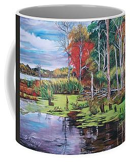 Norman Lake  Coffee Mug