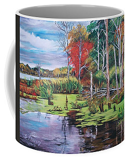 Norman Lake  Coffee Mug