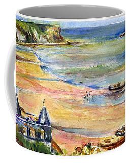 Normandy Beach Coffee Mug