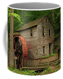 Rice Grist Mill Coffee Mug