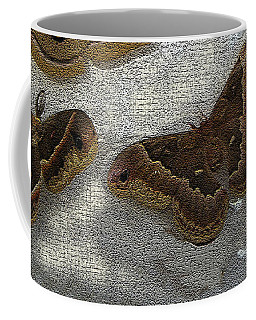 North American Large Moth Collection Coffee Mug