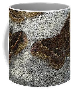 North American Large Moth Collection Coffee Mug