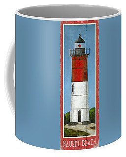 North American Lighthouses - Nauset Coffee Mug
