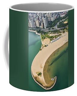 North Avenue Beach And Castaways Restaurant Coffee Mug