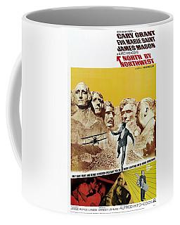 North By Northwest - 1959 Coffee Mug