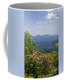 North Carolina Mountains Coffee Mug
