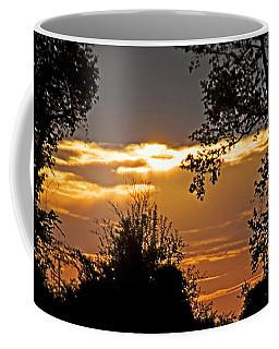 North Carolina Sunset Coffee Mug