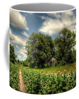 North Carolina Tobacco Farm Coffee Mug