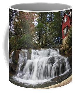 North Carolina Waterfall Coffee Mug