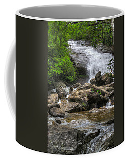North Carolina Waterfall Coffee Mug