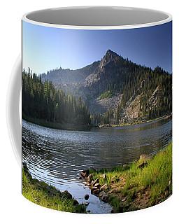 North Face Of Jughandle Mountain Coffee Mug