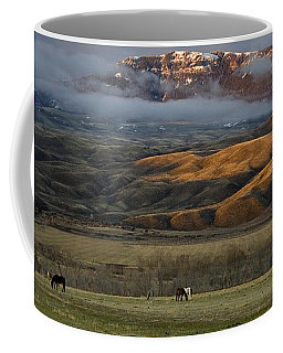 North Fork Pasture-signed Coffee Mug
