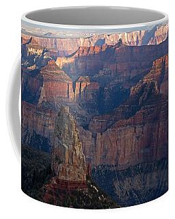 North Rim Sunset Coffee Mug