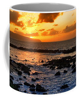 North Shore Sunset Coffee Mug
