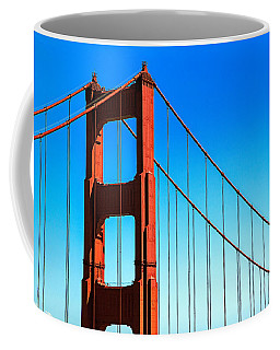 North Tower Golden Gate Coffee Mug