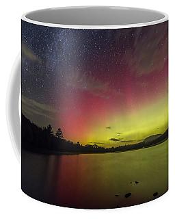 Northern Lights - Fire In The Sky Coffee Mug