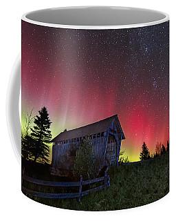 Northern Lights - Painted Sky Coffee Mug