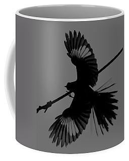 Coffee Mug featuring the photograph Northern Mockingbird by Leticia Latocki