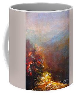 Nostalgic Autumn Coffee Mug