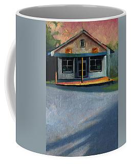 Nostalgic Icon Hucksteps Garage And Store Coffee Mug