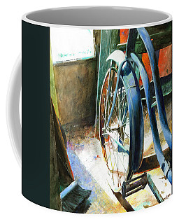 Coffee Mug featuring the painting Not Forgotten by Andrew King