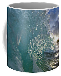 Coconut Curl Coffee Mug