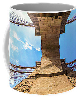 Nothin But Blue Skies Brooklyn Coffee Mug
