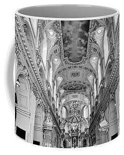 Notre-dame Basilica Coffee Mug by Bianca Nadeau