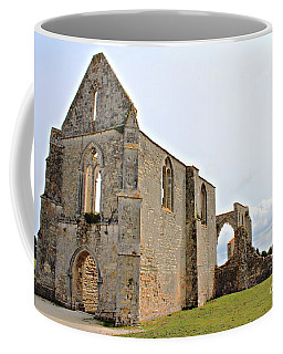 Notre Dame De Re Coffee Mug by Cendrine Marrouat