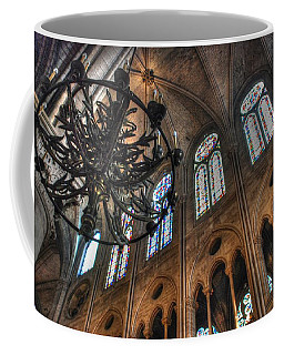 Notre Dame Interior Coffee Mug