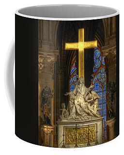 Notre Dame Pieta Coffee Mug
