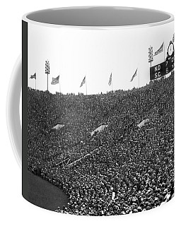 Notre Dame-usc Scoreboard Coffee Mug