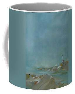 Nova Scotia Fog Coffee Mug