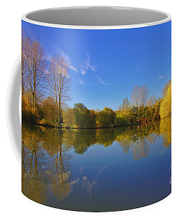 November Lake 1 Coffee Mug