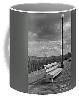 November On The Boardwalk Coffee Mug