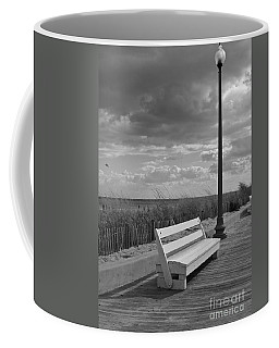 November On The Boardwalk Coffee Mug