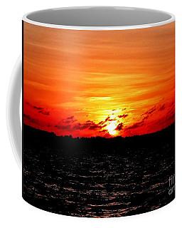 November Sky Coffee Mug by Amar Sheow
