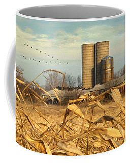 November Winds Coffee Mug