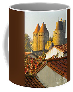 Coffee Mug featuring the photograph Now And Then by Suzanne Oesterling