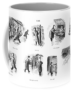 Now Or Never  Stood Up  His Weather  The Lady's Coffee Mug