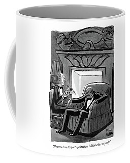 Now Read Me The Part Again Where  I Disinherit Coffee Mug
