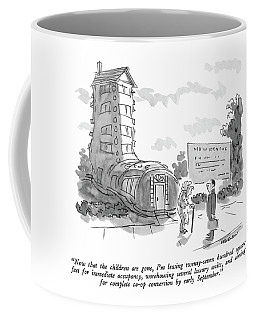 Now That The Children Are Gone Coffee Mug