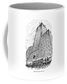 Now You Tell Us You Don't Like The Pattern! Coffee Mug