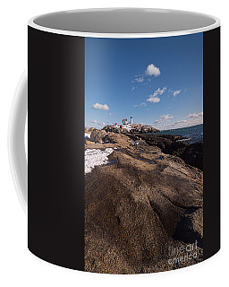 Nubble Light Portrait Coffee Mug